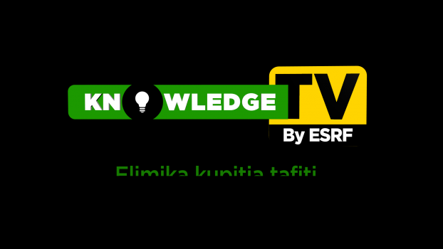 Karibu: KnowledgeTv by ESRF